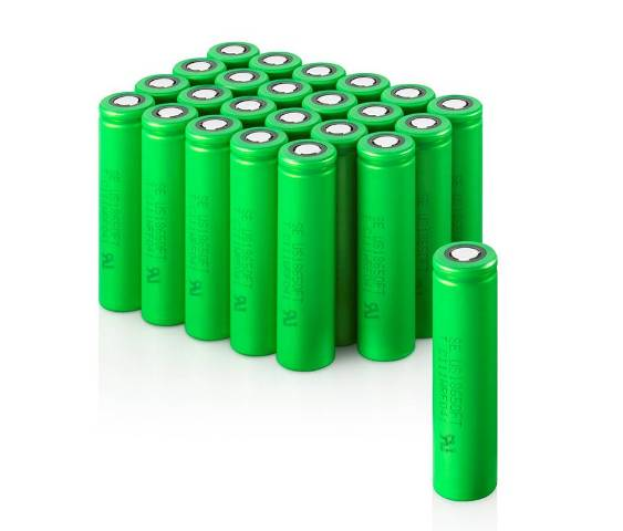 Lityum-İyon Pil